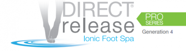 Direct Release Ionic Foot Spa