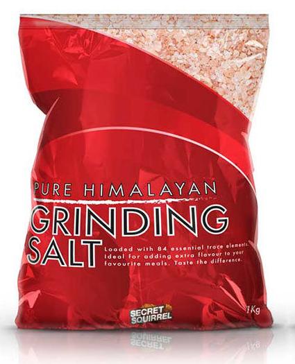 Grinding / Coarse Salt
