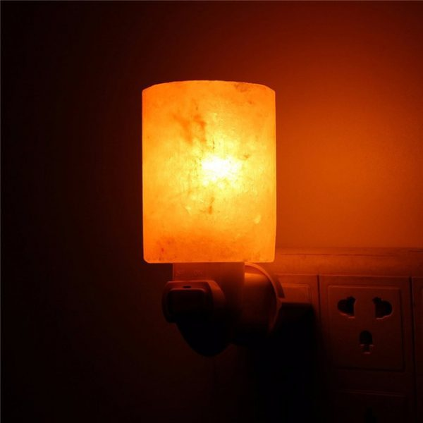 Rock Baby Night Light - Cylinder